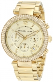 MICHAEL KORS Watch Parker tone