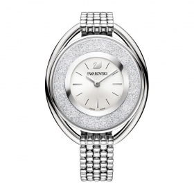 Swarovski orologio Crystalline Oval White Braccialetto Watch 5181008