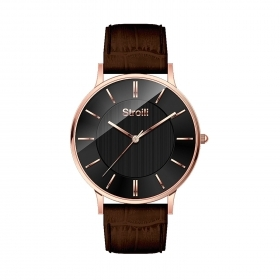 Quartz watch Man Stroili classic collection 1624261