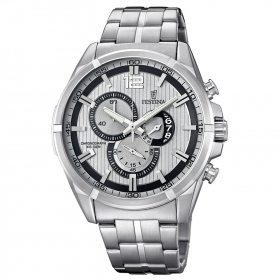 chronograph watch man Festina Chrono Sport F6865/1