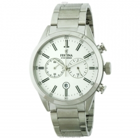 chronograph watch man Festina Timeless Chronograph F16826/1