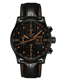 MIDO herrenuhr MULTIFORT automatik chronograph 44mm M005.614
