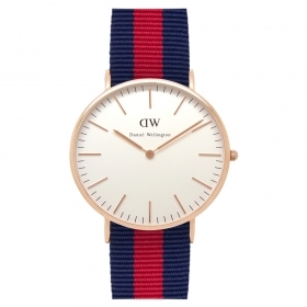 Daniel wellington unisex 40mm