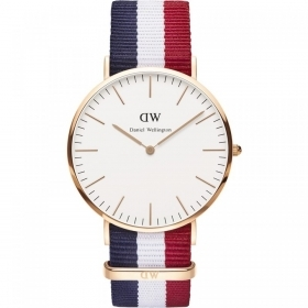Daniel wellington watch 40mm unisex classic Cambridge Rose Gold DW00100003