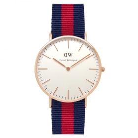 Daniel wellington watch is 36m