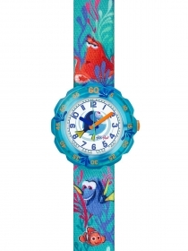 Flik flak watch child's DISNEY/PIXAR FINDING DORY FLSP011