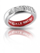 Pasquale Bruni ring love white gold 14989B