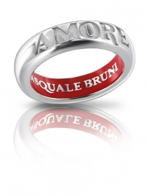 Pasquale Bruni ring love white