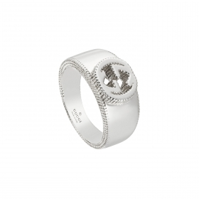 Gucci silver ring mis.14 GG detail YBC479228001