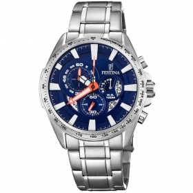 Festina mens watch sport chron