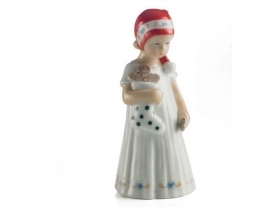 Royal Copenhagen Elsa braided mini 14cm Figurine 5021093