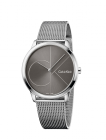 CALVIN KLEIN man Watch that is MINIMAL only time jersey milan 40mm K3M21123