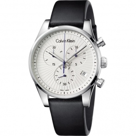 Calvin klein watch chrono stee