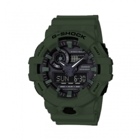 Casio watch G-shock green led