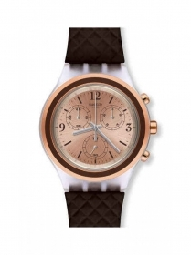 Swatch herrenuhr irony chrono SVCK1005
