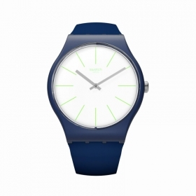 Swatch watch new gent blue BLU