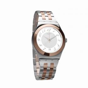 Swatch woman watch medium stai
