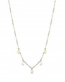 Bliss necklace mon amour gold
