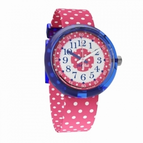 Flik Flak watch girl PINK CRUMBLE FPNP012