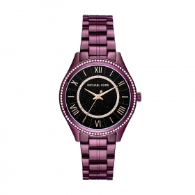 Michael kors Watch Lauryn shade' plum MK3724