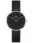Daniel Wellington watch Classic Petite 32mm Ashfield milan black DW00100202