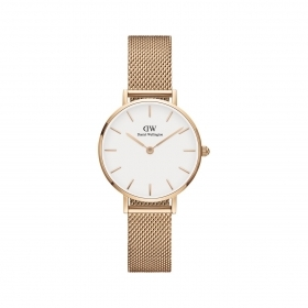 Daniel Wellington watch Classic Petite 28mm Melrose rose' DW00100219