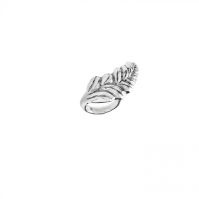 Uno de 50 ring leaf silver league ANI0524MTL0000L