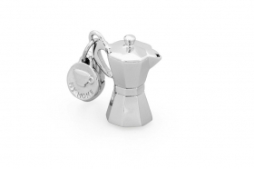 Pink silver charm coffee' of the coffee' my home RHO022
