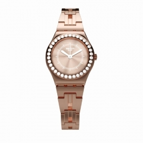 Swatch woman watch stainless s