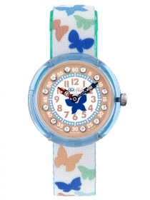 Flik Flak watch girl Papillett