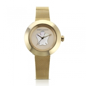 Giannotti watch angel women's jersey milan gold ANT29