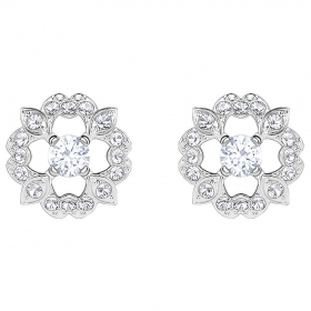 Swarovski Earrings Sparkling D