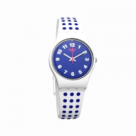 Swatch watch originals lady BLUEDOTS LW159