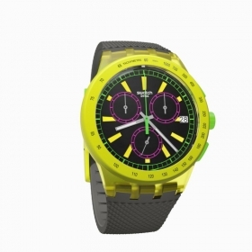 Swatch uhr chrono YEL-LOL SUSJ402