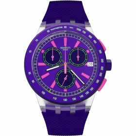 Swatch watch chrono PURP-LOL S