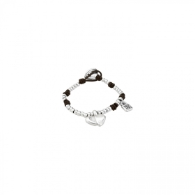 Uno de 50 leather bracelet all