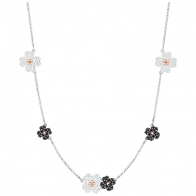 Swarovski Choker Latisha, multi-color, plating mixed 5389491