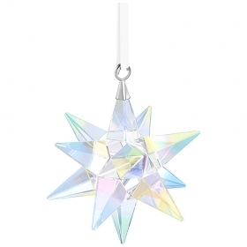 Swarovski Decoration Star, Crystal AB 5283480