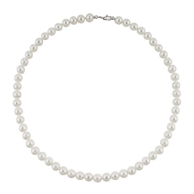 Salvini necklace pearls river