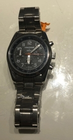 Macteam steel watch 39 mm chronograph 7964N