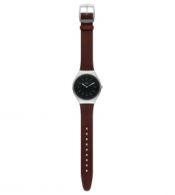 Swatch watch irony skin case s