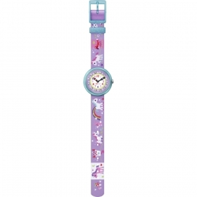 Flik Flak watch girl MAGICAL UNICORNS FBNP033