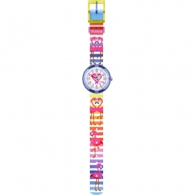 Fliak Flak watch a child FLAMILY hearts birds FPNP029