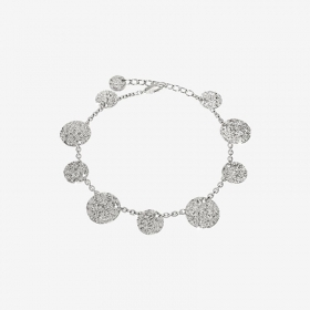 Rebecca Bracelet bronze with the nine circles diamond BRZBBB48
