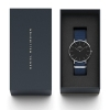 Daniel Wellington watch Classic Black 40mm Bayswater case steel DW00100278
