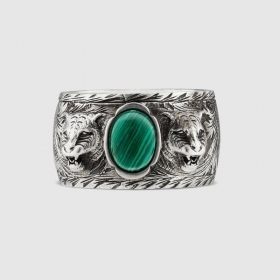 Ring Gucci Garden in antique s