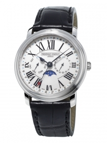 Frederique Constant Classics Business Timer Accessible Luxury FC-270M4P6