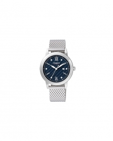 Vagary watch woman knit milano steel blue dial IU1-115-71
