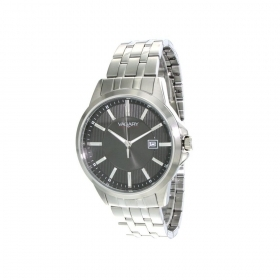 Vagary watch only time steel gray dial IB7-112-51