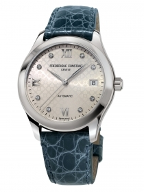 Frederique Constant woman watch classic automatic diamond FC-303LGD3B6